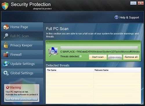 Mensaje de Security Protection al iniciar el equipo Cómo se hace Hacking Preguntas y Respuestas Seguridad Software