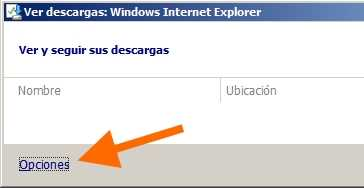 Cambiar la carpeta de descargas de Internet Explorer Cómo se hace Software