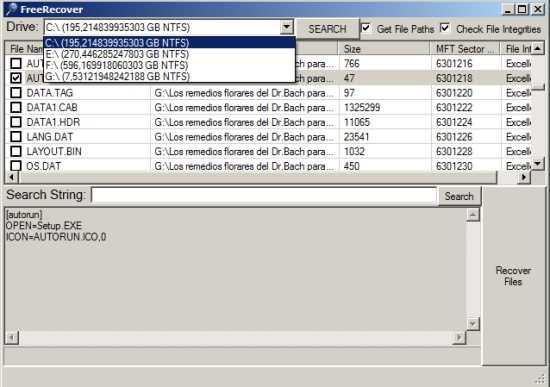 Recuperar archivos borrados de un pendrive Cómo se hace Descargas Recomendamos Software