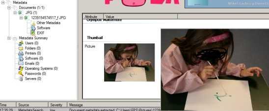 Ver lo que hay detrás de una foto censurada Cómo se hace Hacking Recomendamos Seguridad