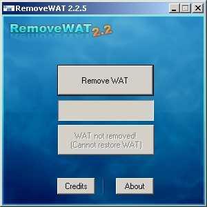 Remover WAT